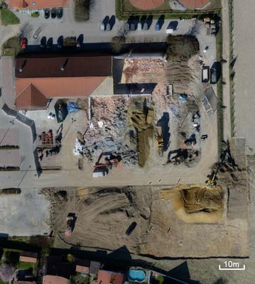 Ingenieurbüro Schmechtig - Ergolsbach - Dienstleistung - UAV Befliegung