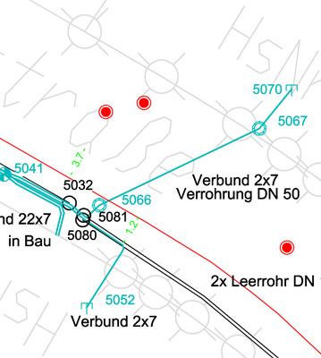 Ingenieurbüro Schmechtig - Ergolsbach - Dienstleistung - Echtzeit QNSS