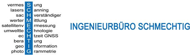 Ingenieurbüro Schmechtig - Ergolsbach - Logo gross