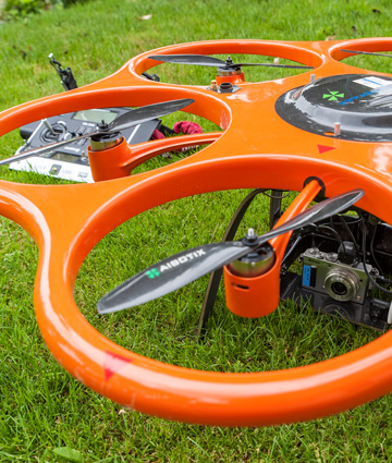 Ingenieurbüro Schmechtig - Ergolsbach - Drohne UVA Aufnahmen