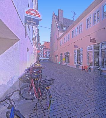 Ingenieurbüro Schmechtig - Ergolsbach - Dienstleistung - Laserscanning